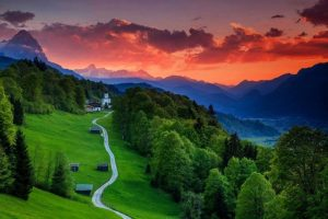 Garmisch Hiking