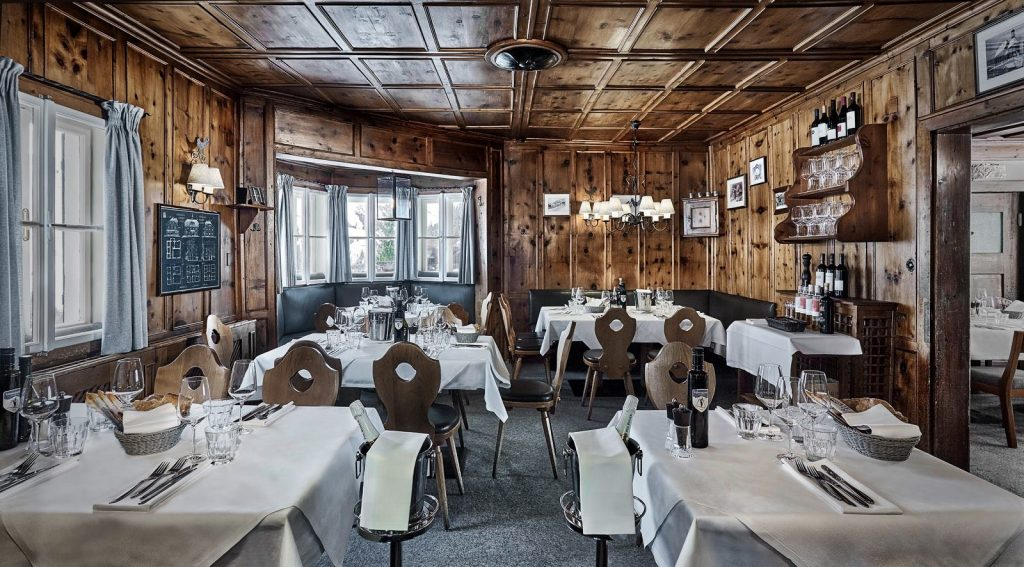 Sonnbuehel Restaurant