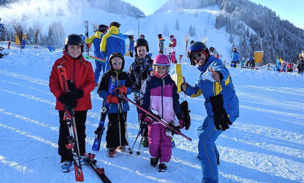 School Ski Holidays